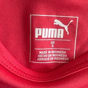 Puma Shirts & Tops - ❤️Girls Puma dry fit top, size 5